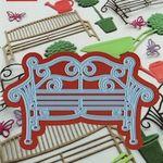 Marianne Design Creatables stencil garden LR 0258